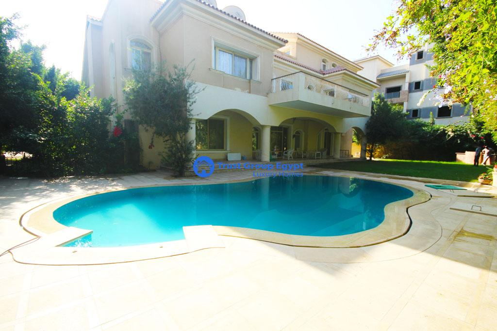 Villa for rent with private swimming pool