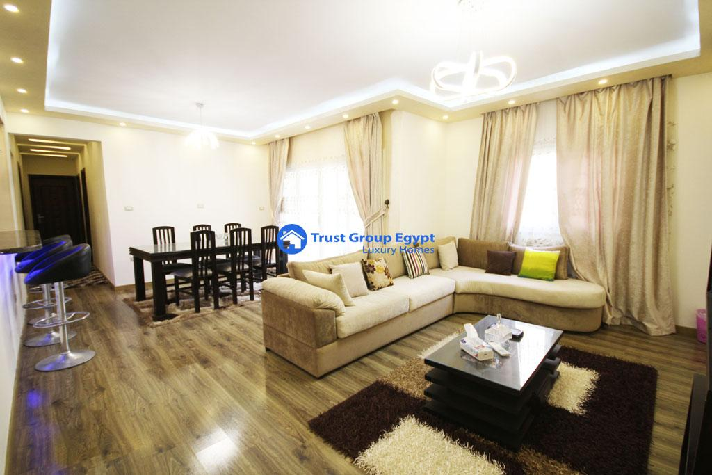 Brand New Apartment for Rent in maadi Degla