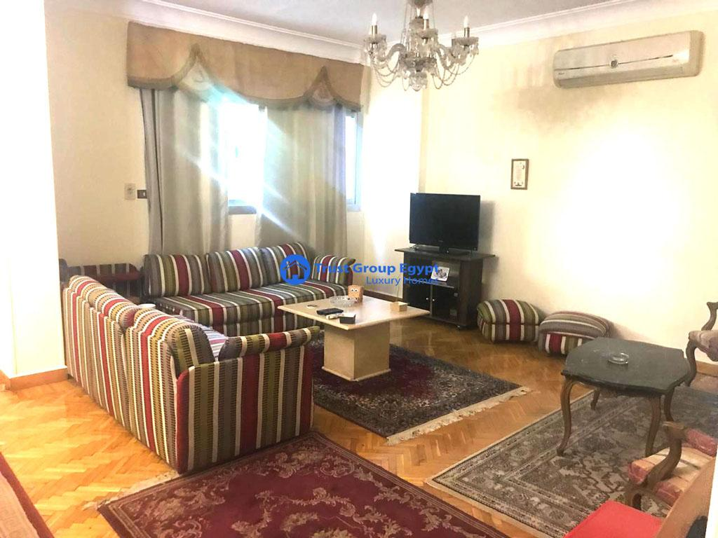 Ground floor for rent in perfect area in maadi
