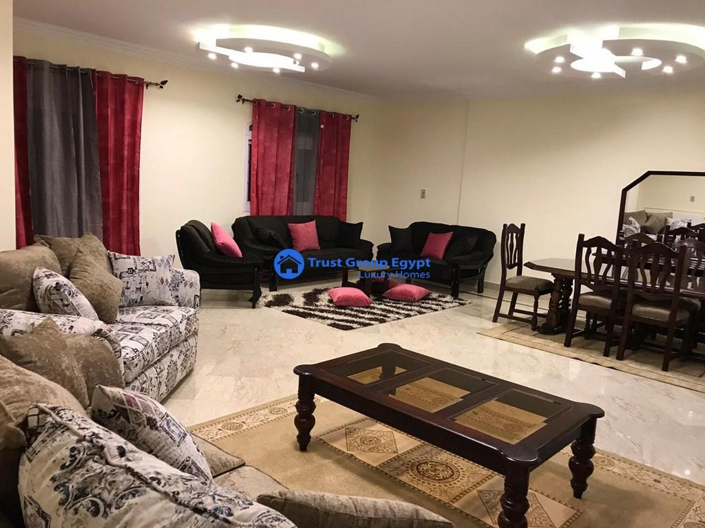 Fully Apartment For Rent In Maai