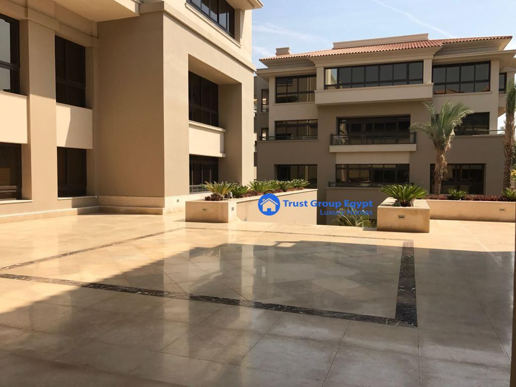 office space for sale in katameya heights new Cairo