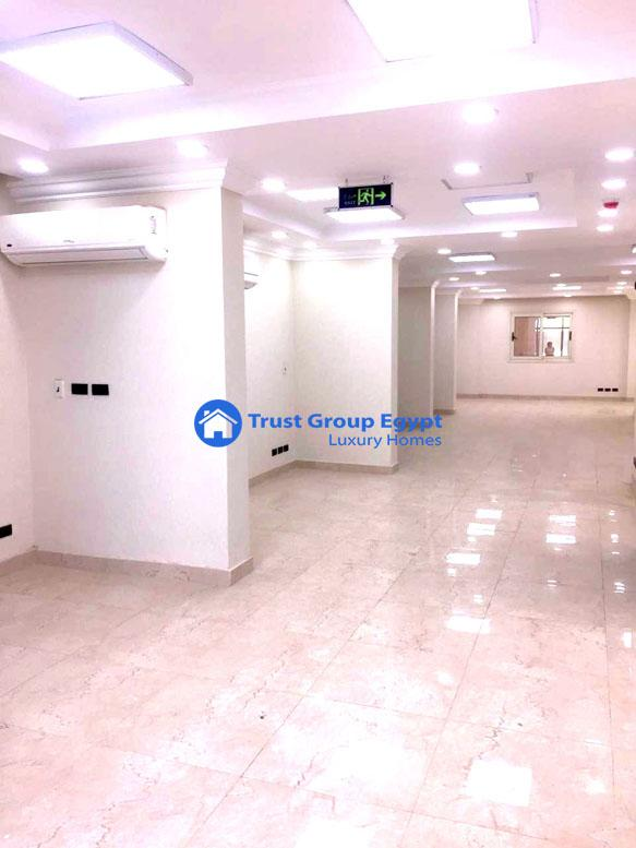 Commercial building for rent in Maadi, Cairo, Egypt