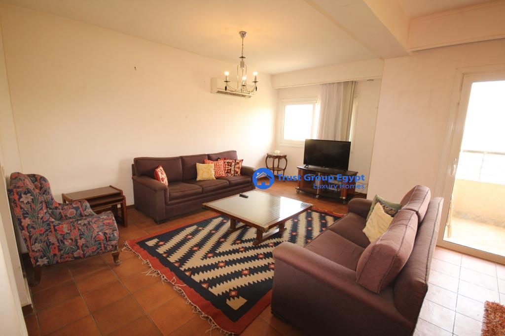 Modern style apartment for rent in Degla Maadi