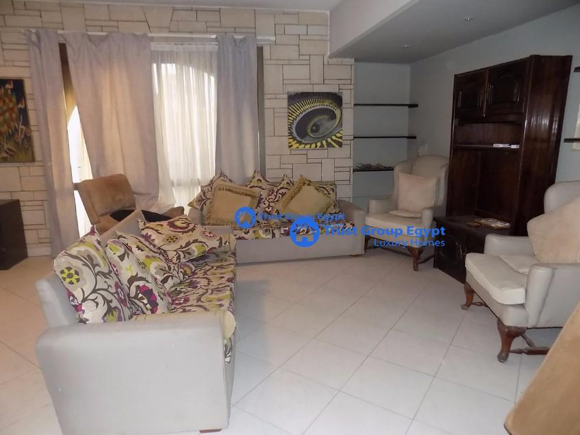 Good chance apartment for sale in maadi Degla