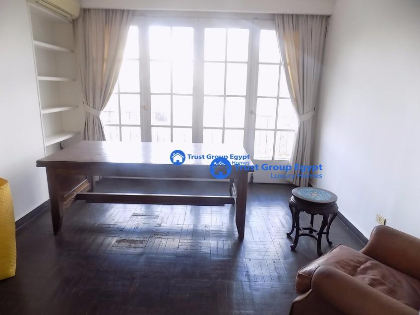 wonderful apartment for rent in maadi saryaat