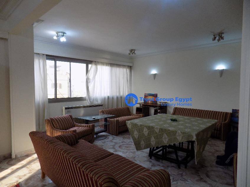 pent house in the best location in maadi very good chance for rent