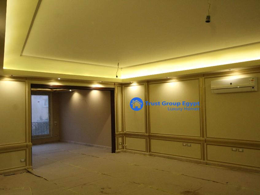 Bran New Apartment for rent  new cairo
