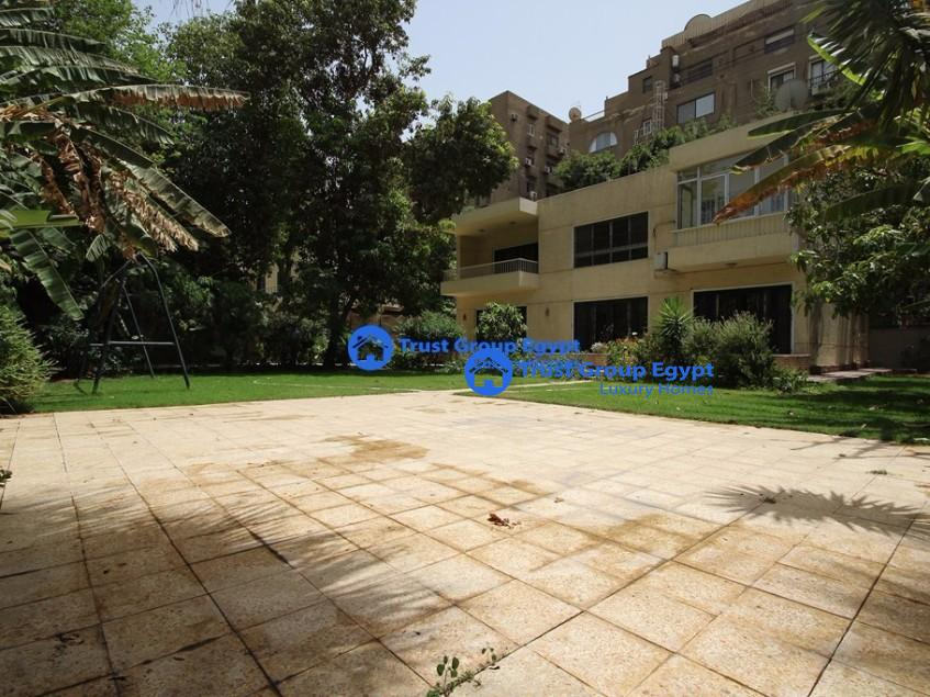 amazing villa for rent in maadi saryaat