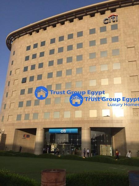 Commercial administrative building for rent in new Cairo