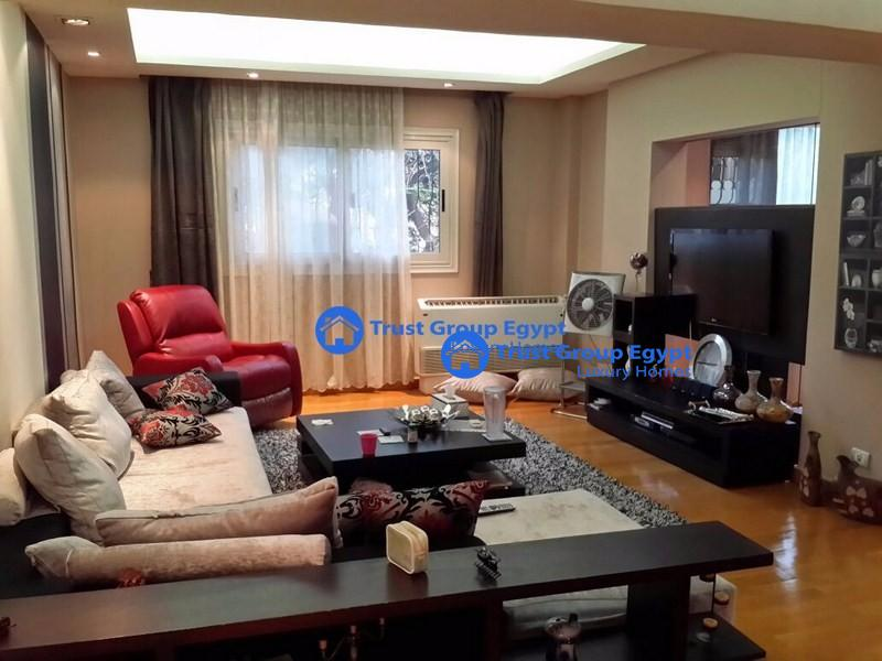 ultra modern apartment for  sale in maadi Saryaat