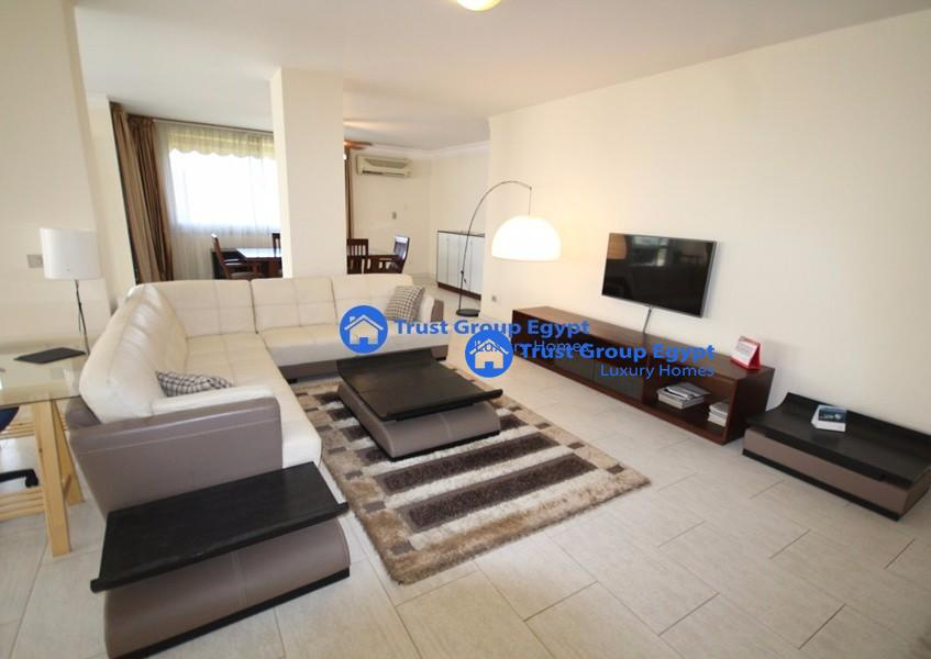 extremely modern lovely apartment for rent in maadi saryaat