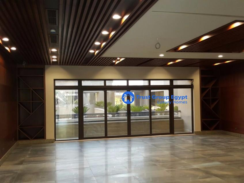 Prime location office space for rent in katameya hightes