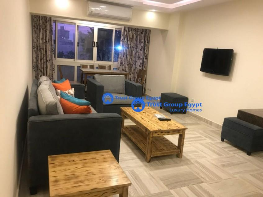 Excellent modern apartment for rent in maadi degla