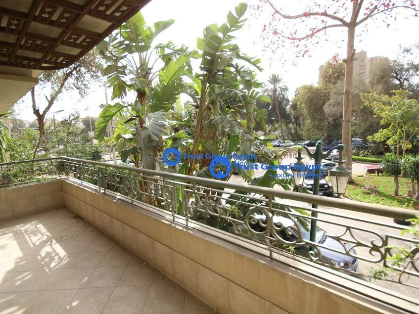 apartment for rent in degla maadi