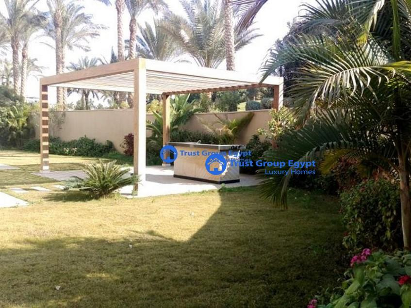 ground floor with large garden for rent inkatameya heights